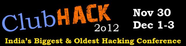 clubhack2012