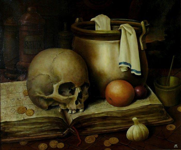Российский художник. Андрей Мунтян