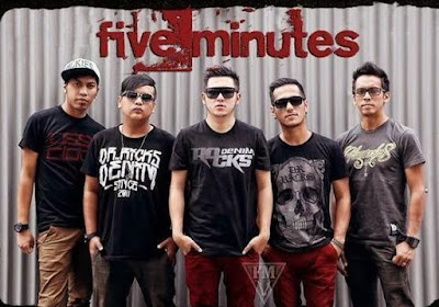 Download Kumpulan Lagu Band Five Minutes Mp3 Full Album