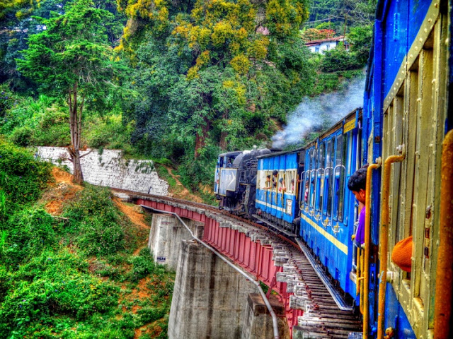Train-Tour-In-India