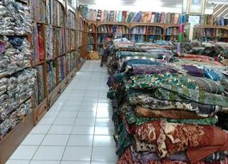 Mirota Batik dan Handicraft Surabaya