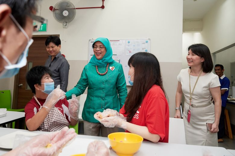 Singapore's first medical clinic for intellectually disabled opens