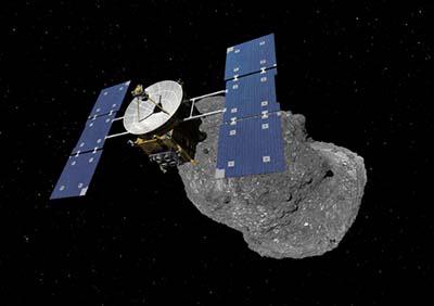 La sonda Hayabusa tenía una misión de rutina en el asteroide Itokawa