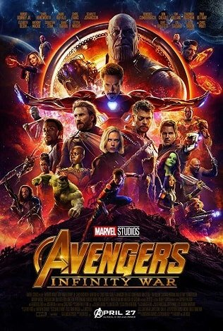 Download Avengers: Infinity War(2018) in Hd Hindi Dubbed