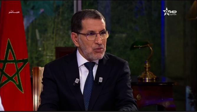 العثماني: أنا رئيس الحكومة وليس هناك وزير فوق مرتبته .. وأقوم بالتحكيم بين الوزارء