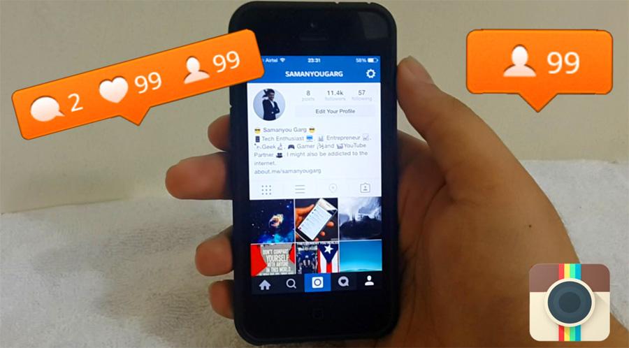 Cara mendapatkan followers Instagram yang banyak
