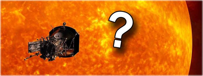 uma nave espacial pode chegar até o Sol?