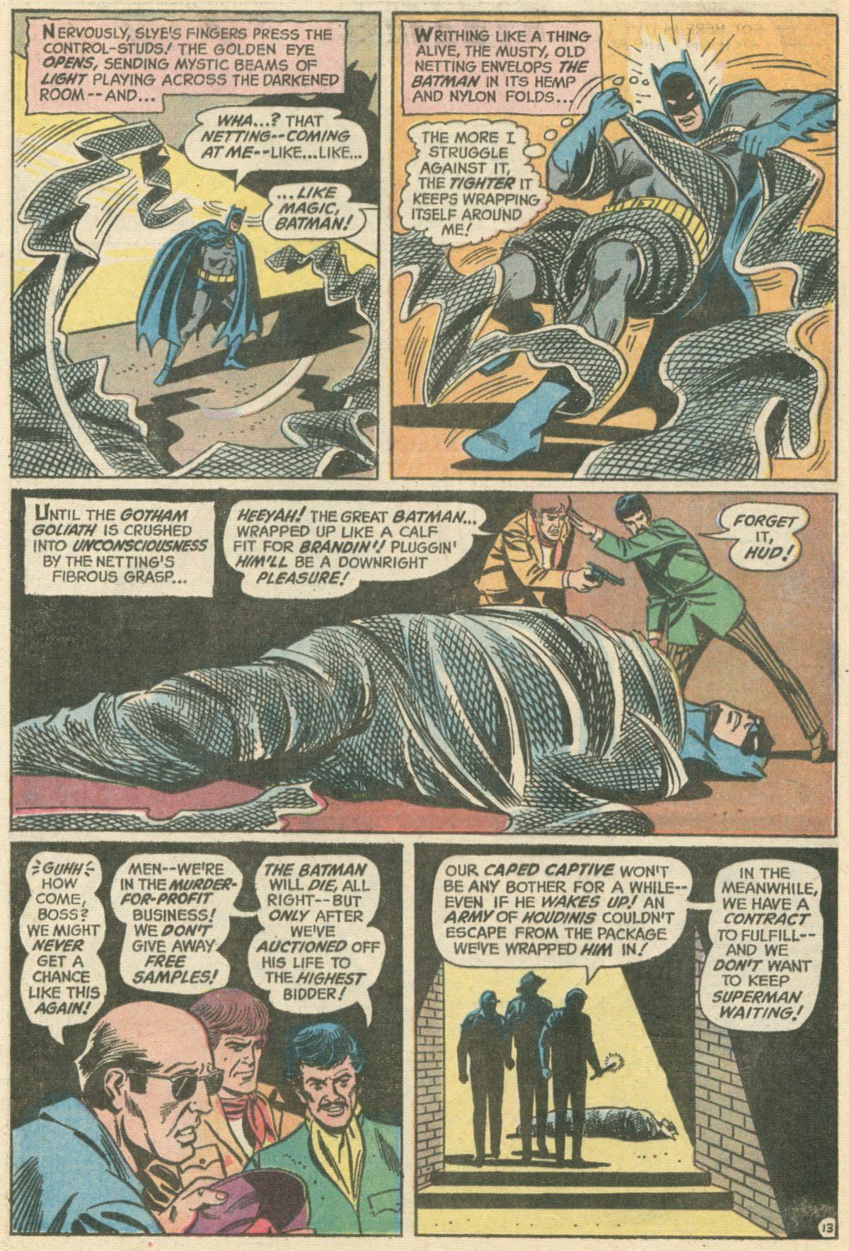Read online World's Finest Comics comic -  Issue #207 - 17