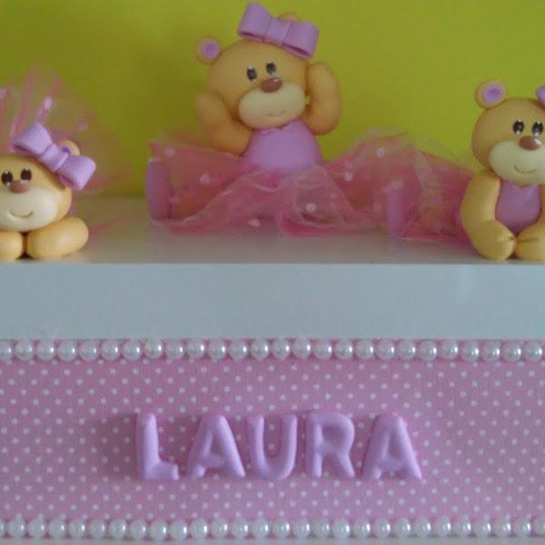 Caixa de Ursas Bailarinas