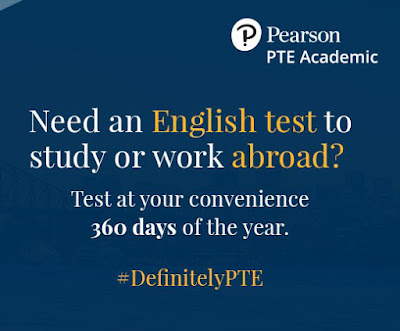 Pearson Test of English Academic - Vibhu & Me