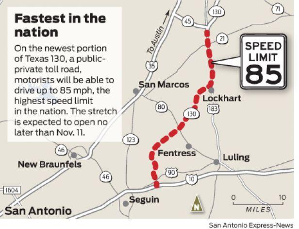 Bill Would Raise Speed Limit On Massachusetts Interstates