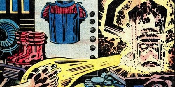 10 Fakta Galactus, Makhluk Kosmik Pemakan Planet