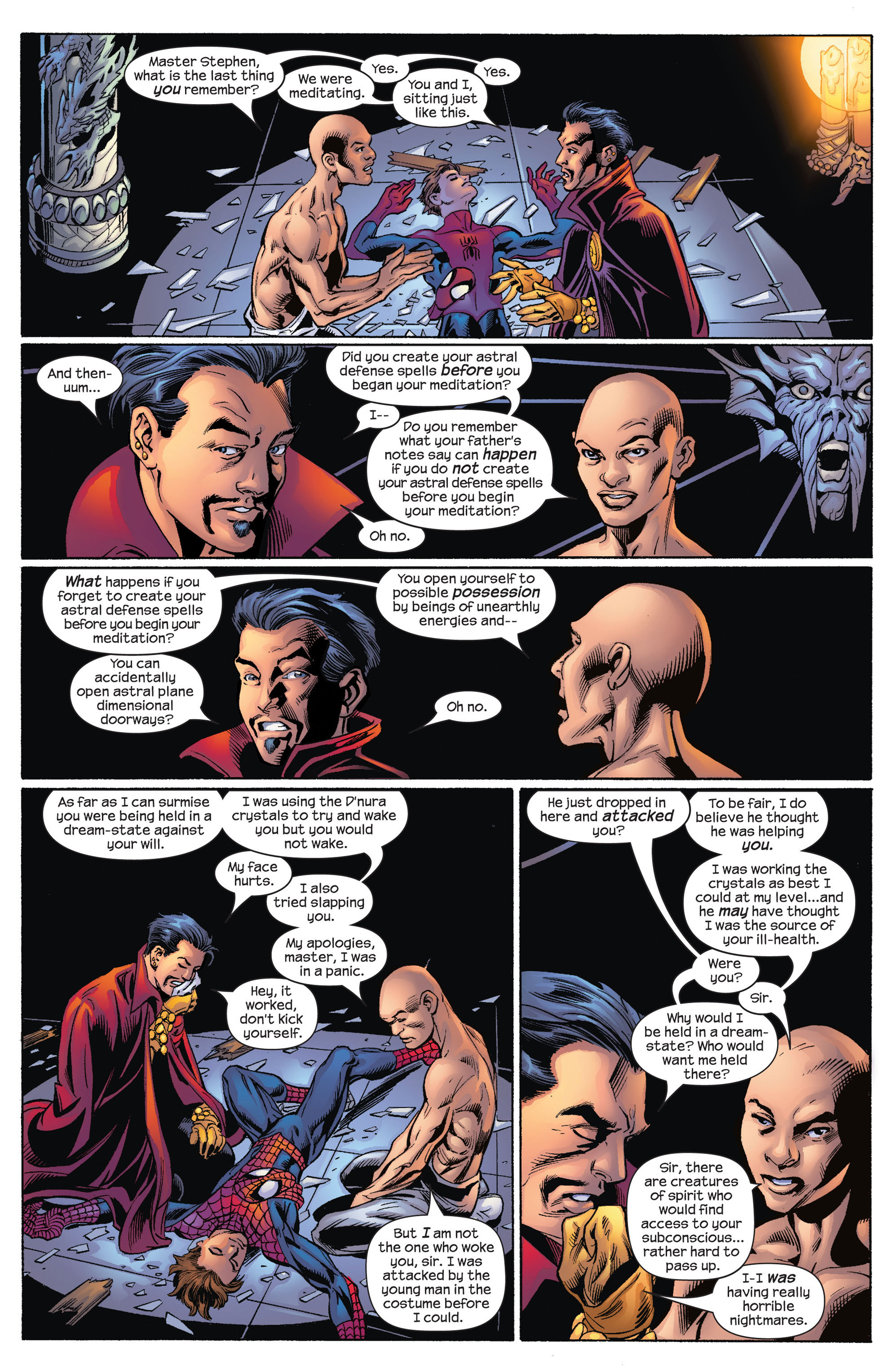 Read online Ultimate Spider-Man (2000) comic -  Issue #71 - 5