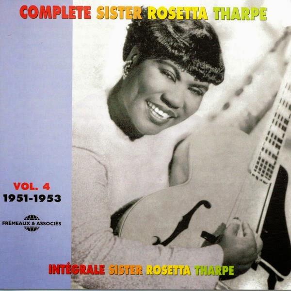 Rosetta Tharpe-Complete Sister Rosetta Tharpe-Vol 4-(1951-1953)-