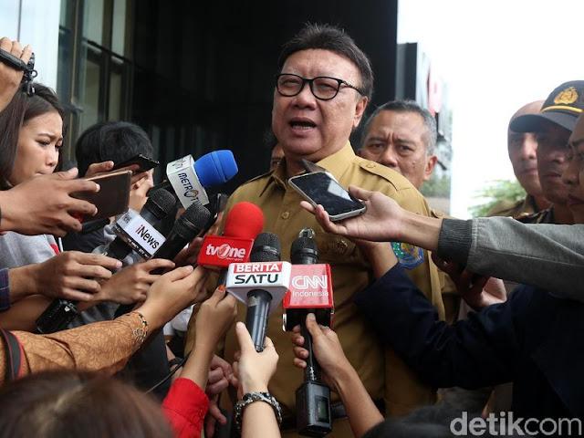Mendagri: Tersangka Korupsi Menang Pilkada Tetap Dilantik