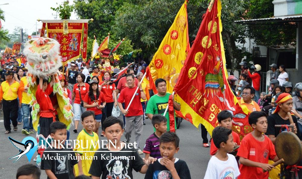 15 Klenteng Bakal Meriahkan Kirab Budaya Nusantara di Gombong