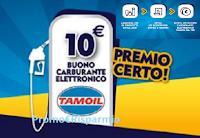 Logo Nivea Men ti regala un buono carburante da 10€ come premio certo