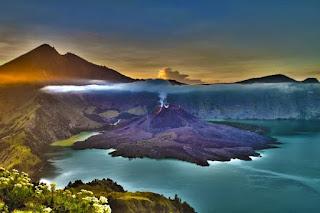 Beberapa Jalur Pendakian Gunung Terindah Di Indonesia