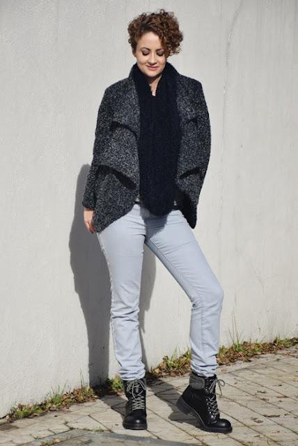 Outfit-Abrigo-Sherpa-doble-cuello-2