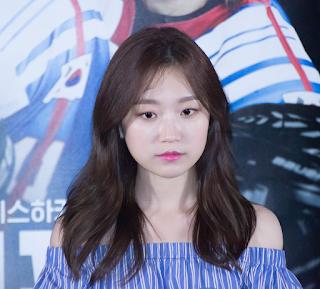Kim Seul Gi Hisband