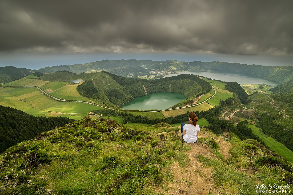 Miradouro do Canário, Ilha de São Miguel, Açores