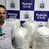Homem é preso com 60 kg de maconha em Feira de Santana