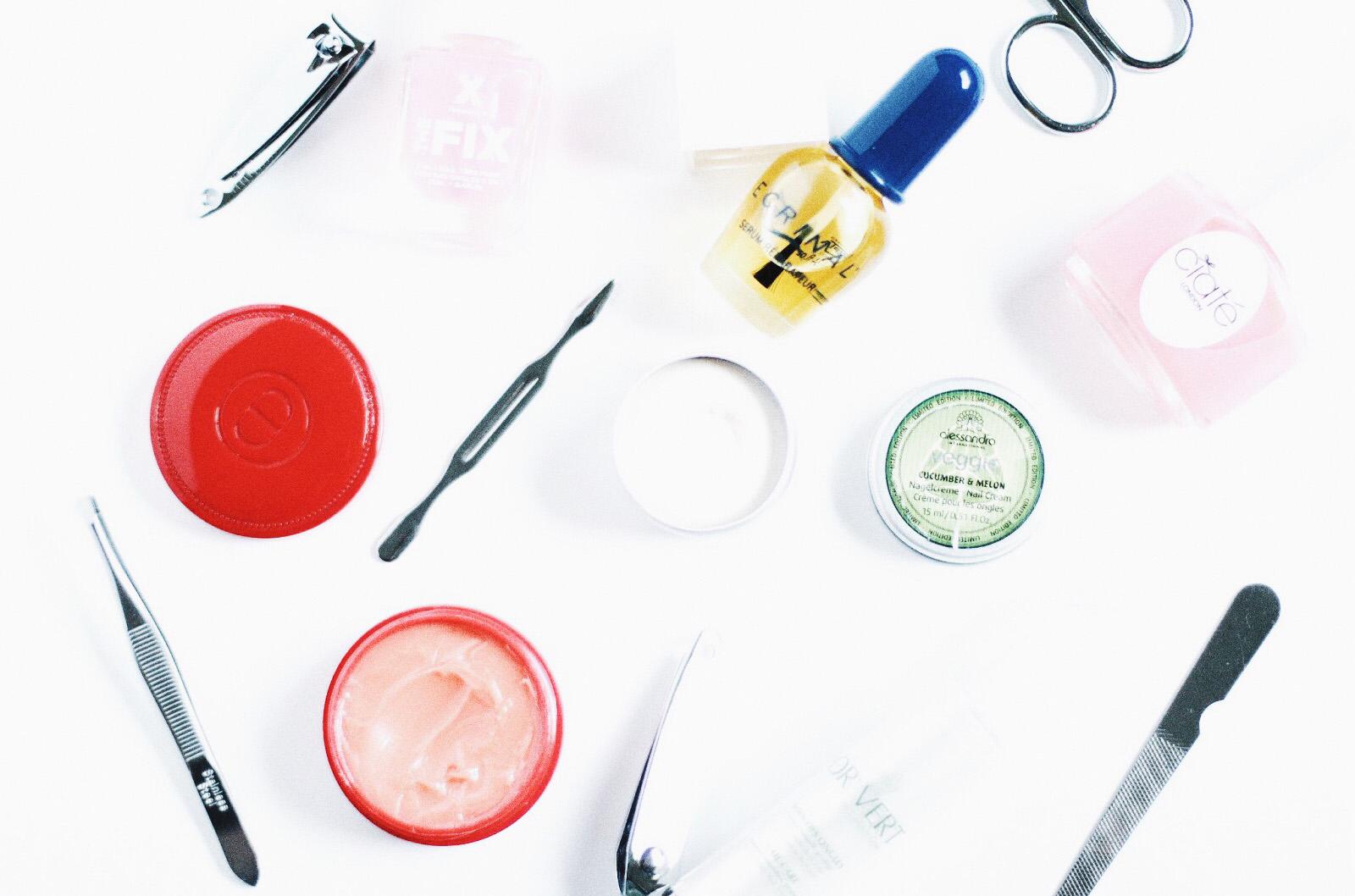 soin traitants pour les ongles huile crème avis test