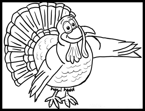 thanksgiving coloring pages and themes - photo#39