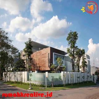 desain rumah 2 arsitektur