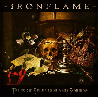 "Το τραγούδι των Ironflame ""Crimson Widow"" από το album ""Tales of Splendor and Sorrow"""