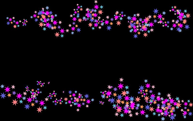 Estrellas Colores Png