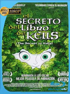 El Secreto de los Kells  2009  HD [1080p] Latino [Mega] dizonHD