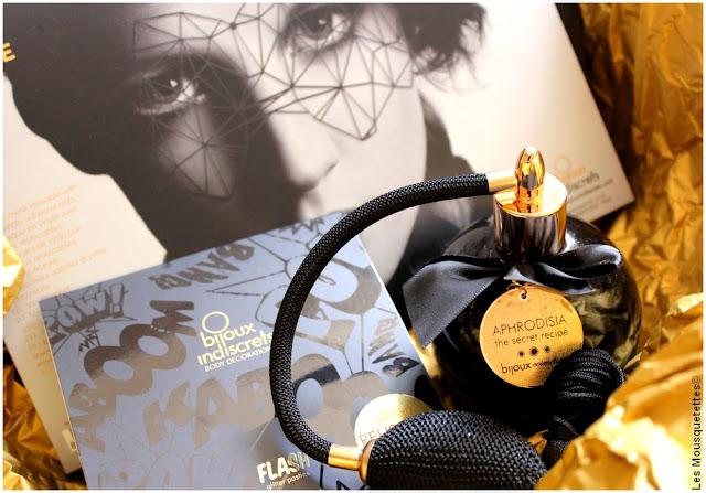 Résultat Concours Bijoux Indiscrets - Blog beauté Les Mousquetettes©