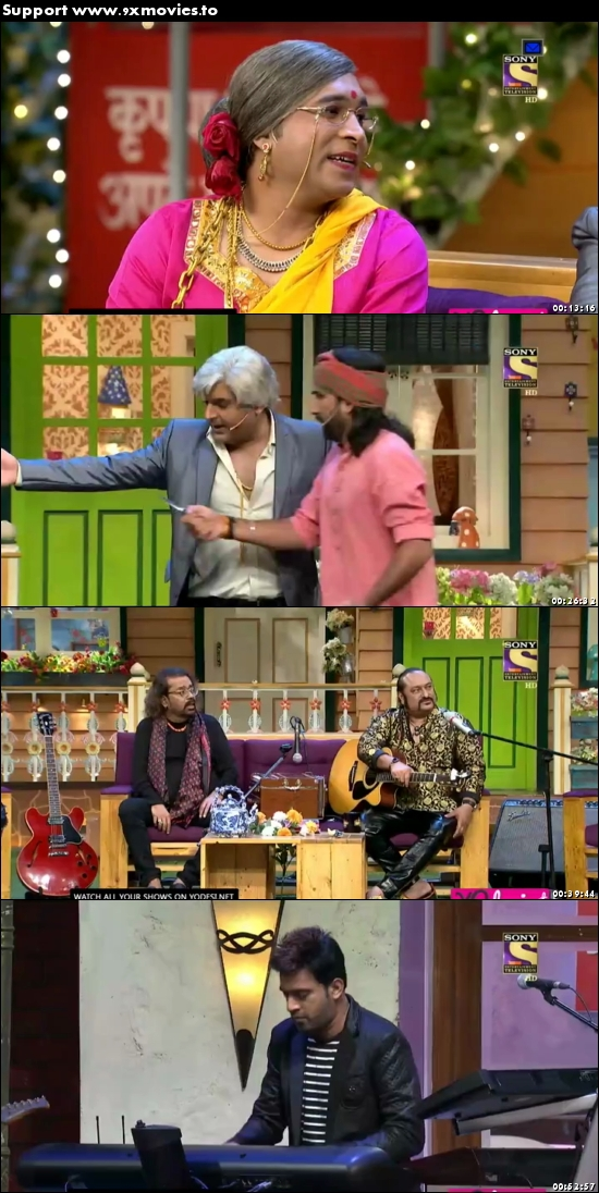 The Kapil Sharma Show 06 August 2017 HDTV 480p 250mb