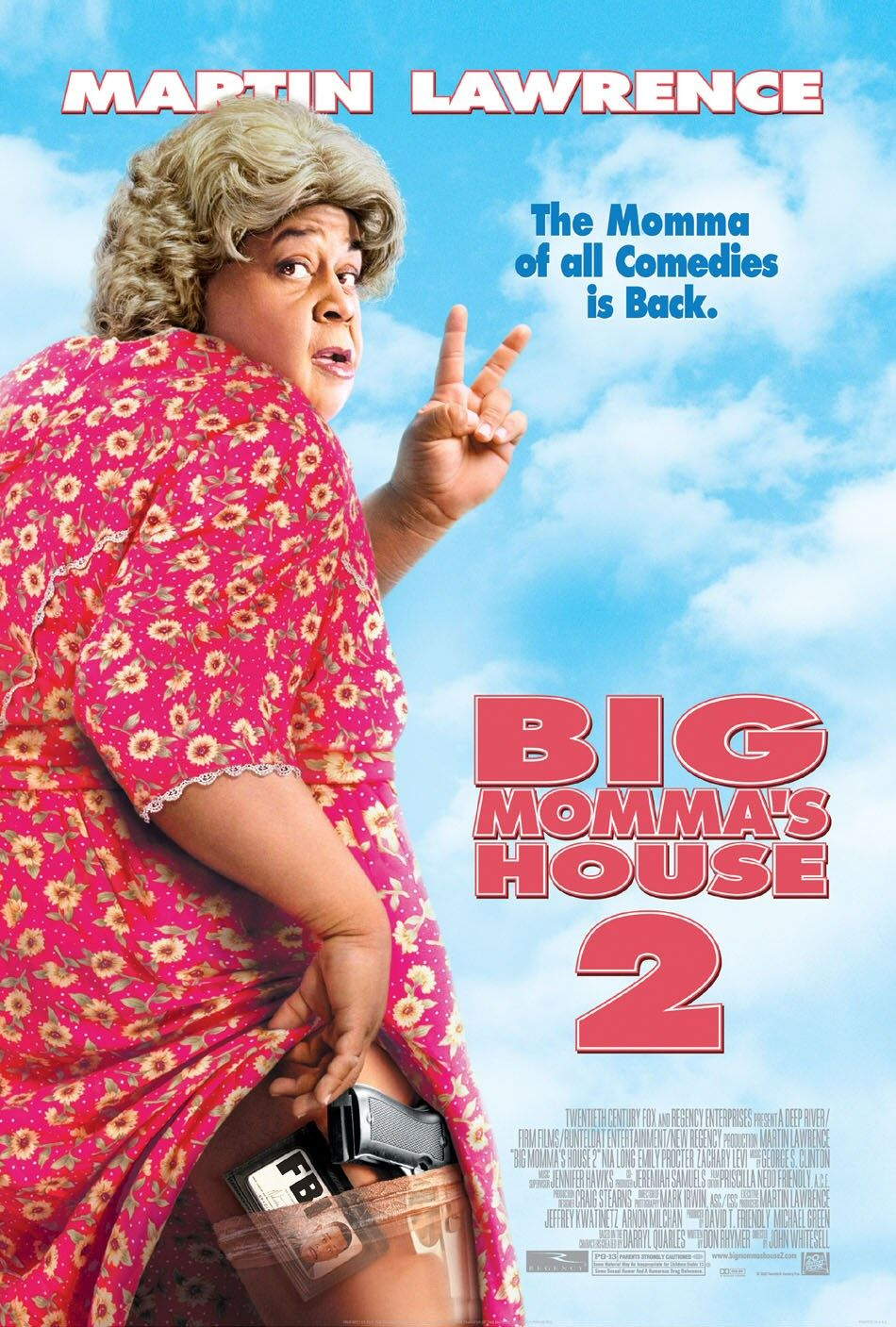 Big Momma's House 2 2006 - Full (HD)
