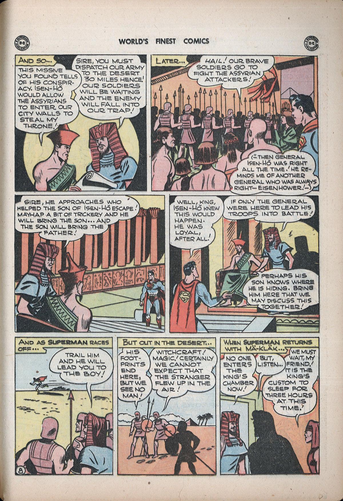 Read online World's Finest Comics comic -  Issue #32 - 67