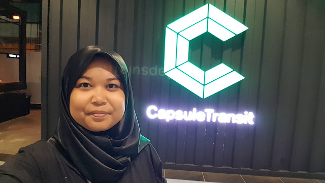 Pengalaman Menginap di Capsule Transit Hotel KLIA2