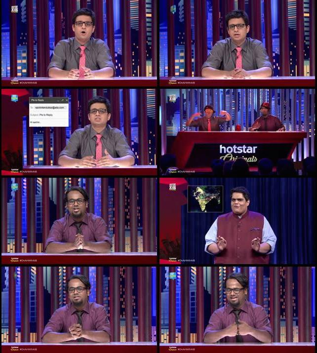 On Air With AIB Episode 02 The Fire English 720p HDRip