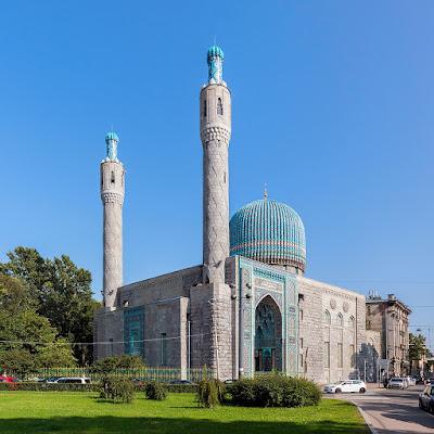 Masjid St Petersburg, St. Petersburg
