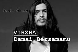 Chord Gitar Virzha – Damai Bersamamu  (Kunci Gitar)