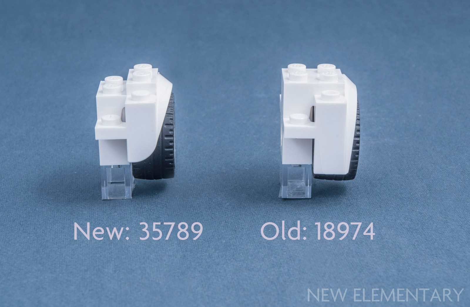 NEW LEGO Part Number 4590 in a choice of 2 colours