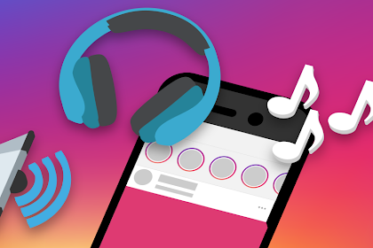 Instagram Music Tidak Muncul atau Isn't Available In Your Region