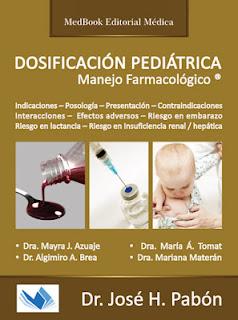 Dosificación Pediátrica Manejo Farmacológico - José H. Pabón