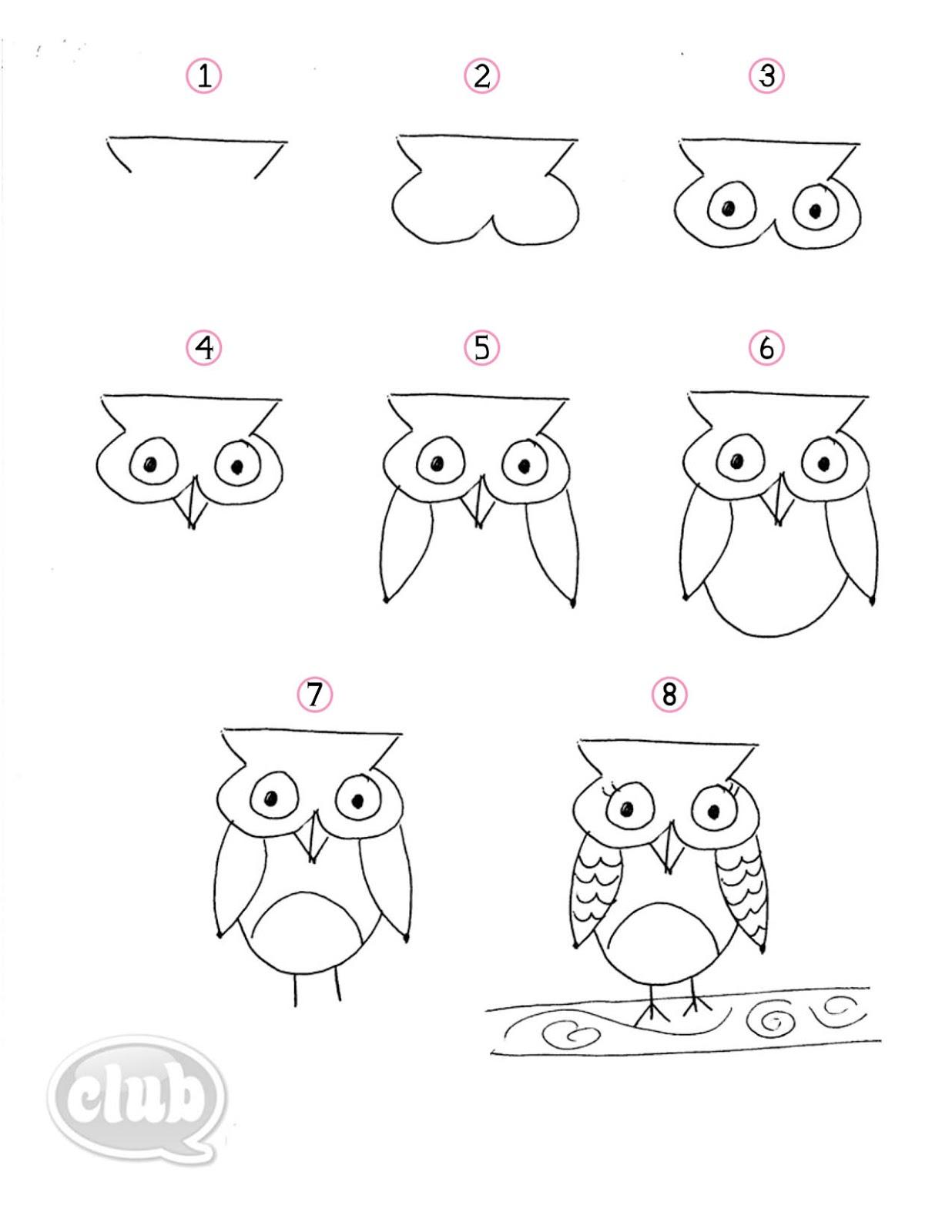 Getting My Art Wings Back: Grade 1 Torn Paper Owls