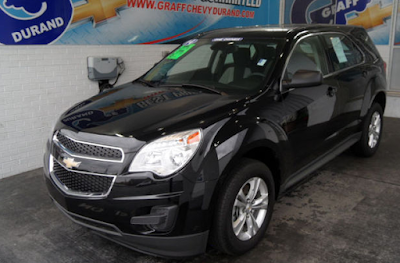 Pick of the Week - 2014 Chevrolet Equinox LS