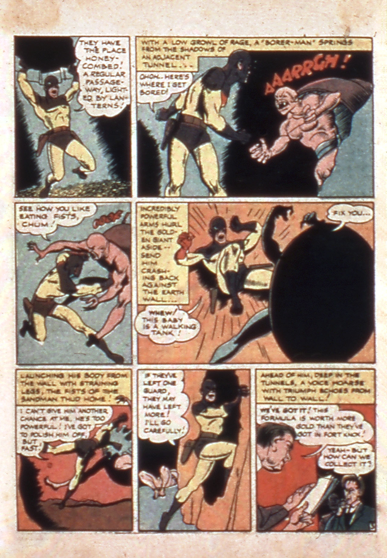 Read online All-Star Comics comic -  Issue #18 - 13