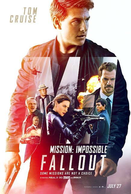 A aparut posterul oficial al filmului Mission: Impossible – Fallout