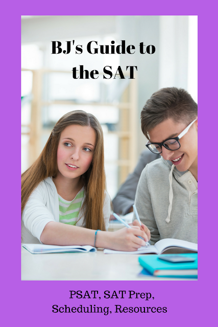 BJ's Guide to the SAT for Homeschoolers