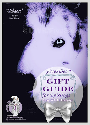 Gift Guide for Dogs with Epilepsy