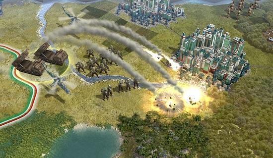 Civilization V PC Game